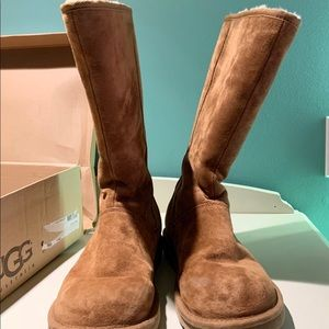 Ugg Boots with Zipper in Box